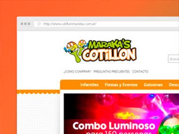 Cotillón Marakas - Río Cuarto