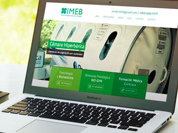 Imeb - Instituto de Medicina Biológica y Evolutiva