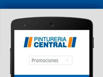 Pinturerias Central - Río Cuarto