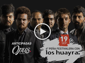 Opus Teatro - Spot Promocional